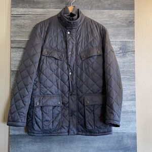 Barbour International 1936 quilted jacket